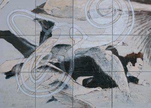 Acryl auf Lw, 150 x 200 cm, 2007