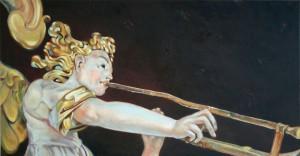 Öl auf Leinwand, 70 x 120cm, 2008