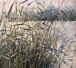 Acryl und Öl auf Leinwand, 100 x 120 cm, 2005